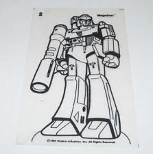 Megatron Shrinky Dink Hasbro G1 Transformers Action Figure