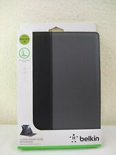 """Tablet 9"""" Belkin Classic Strap Cover w Stand for Nook HD+ 9"""""""