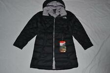 THE NORTH FACE GIRLS METROPOLIS DOWN JACKET BLACK S SMALL 7/8 AUTHENTIC