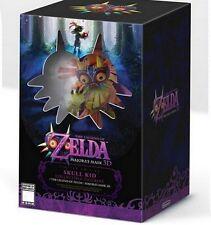 THE LEGEND OF ZELDA Figura MAJORAS MASK 3D  SKULL KID FIGURE  Edición Limitada