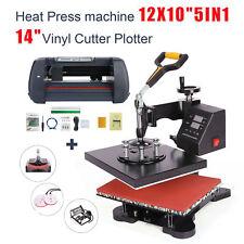 5in1 Heat Press Machine 12