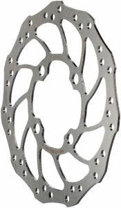 Magura Storm Rohloff Disc Brake Rotor - 180mm, 4-Bolt, Silver