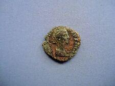 148-161 AD Roman Empire - Diva Faustina - AS - 5601