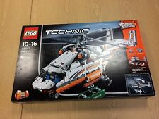 LEGO Technic 42052 Heavy Lift Helicopter (2016) | New, Unopened, Factory-Sealed