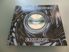 CD Project Pitchfork  Steelrose Maxi Digipack