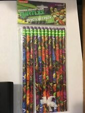 12 pack teenage mutant ninja turtles pencils