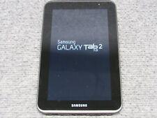 "Samsung Galaxy Tab 2 GT-P3113 8GB Wi-Fi 7"" Black Android Tablet *Working*"