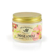 Pre de Provence, Rose de Mai Balm (50ml/1.69fl oz) made in France European Soaps