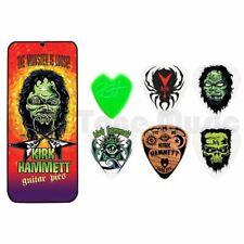 Jim Dunlop Guitar Picks x 6 KH01T088 Kirk Hammett Monster Tin