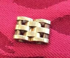 18K Lady Cartier Panthere 2 links 8.4mm #39-7