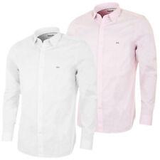 XL Button Cuff Long Formal Shirts for Men