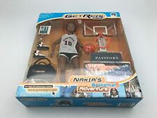 Get Real Girl Nakia's Basketball Adventure Adventure Kids Doll and Accessories