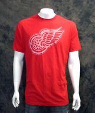 Detroit Red Wings Men's T-Shirt Short Sleeve - SIZE 2XL