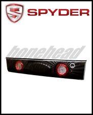 Spyder Toyota Corolla 93-97 Euro Style Trunk Tail Lights Black