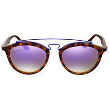 Ray Ban Gatsby II Lilac Gradient Mirror Sunglasses