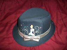 Disney's Cinderella Child's Fedora Hat. New With Tag. Blue With Character