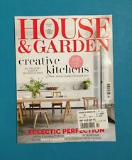House & Garden creative kitchens February 2018 englisch  ungelesen 1A  abs. TOP