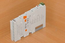 Beckhoff KL3011 // KL 3011  Klemme 1x channel analog  Input Neu