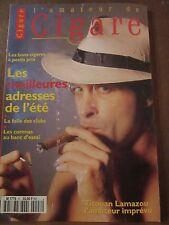 L'Amateur de Cigare N°8, Juin 1996/ Titouan Lamazou l'amateur imprévu