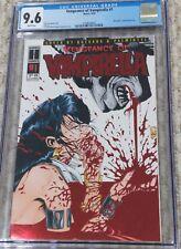 Vengeance of Vampirella #1 Red Foil CGC 9.6 | Harris Comics 4/1994 Joe Quesada