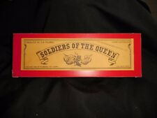 D B Figurines Soldiers of the Queen Lead New South Wales Field Artillery 1893