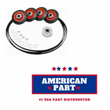 For Whirlpool Dryer Repair Kit Belt Pulley & Rollers Pm-4392067 Pm-Ap3109602