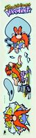 Yosemite Sam 1992 Auto Door Decal Sticker Aufkleber + Rakel Set HR Art. 55072