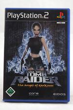 Tomb Raider: The Angel Of Darkness (Sony PlayStation 2) PS2 Spiel OVP, CIB, GUT