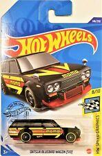Hot Wheels - 2020 Hw Speed Graphics 8/10 Datsun Bluebird Wagon 146/250 (Bbghf35)