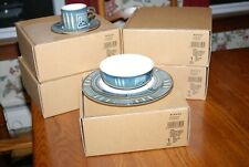 5 Piece Set of Mikasa Potter's Craft Firesong Dishware HP300 NIB