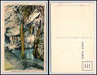 VIRGINIA Postcard - Cumberland Gap, Cudjo's Cave, Cleopatra's Bath Tub J8