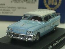 Bos Buick Century Caballero, blu chiaro - 87121 - 1/87