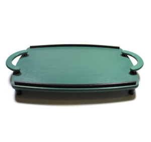"""GIOTTO """"Tray - Green"""" by MEMPHIS Designer George Sowden NEW - RARE"""
