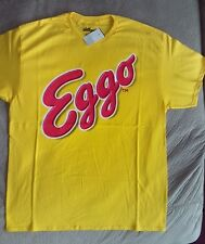 Kellogg's Eggo Waffles T Shirt_ Size Large_ New with tags_ Officially Licensed