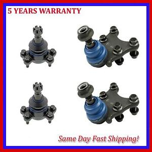 4Pcs Suspension Ball Joint For 1991-1995 Isuzu Rodeo LS