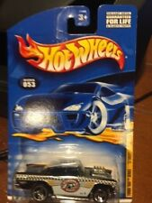 2001 Hot Wheels Turbo Taxis Series '57 Chevy #53