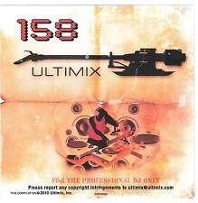 Ultimix 158 Double Vinyl DJ Remixes Ke$ha Lady Gaga +