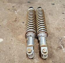1974 Honda CB360 CB 360 rear shocks suspension damper set ..w bolts!