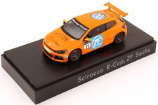 Rare 1/43 Kyosho Volkswagen Scirocco R-Cup ZF Sachs Dealer Promo