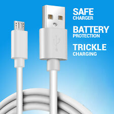 CRAZY Micro USB FAST Data Charger Cable for Samsung Galaxy HTC Nokia Kindle MP3
