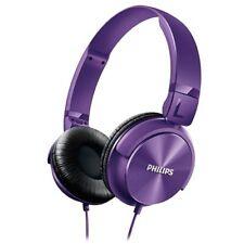 Auriculares Philips Shl3060pp00 cerrados tipo DJ