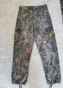 ScentLok Mens Lightweight Hunting Pant Style 7120 Size M Scent Lok Camo