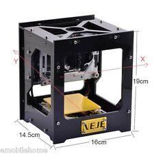 Neje 300mW Fantaisie gravure laser imprimante Machine 5V pour bois dur /