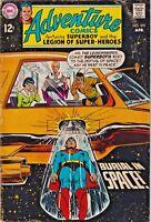 ADVENTURE COMICS#379 VG/FN 1969 DC SILVER AGE COMICS
