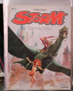 Storm #19  Der rote Prinz - 1995 - 2 Aufl. - Z0-1