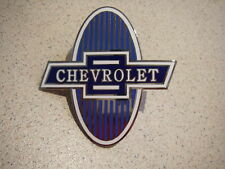 1929 1930 1931 Chevrolet Radiator Shell Badge Emblem