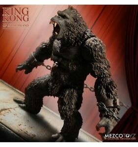 Mezco - King Kong - Figurine King Kong of Skull Island - 18 cm