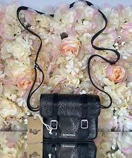 Dr Martens mini satchel leather bag messenger BRAND NEW Discontinued RARE