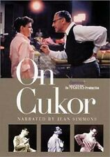 On Cukor (DVD, 2001)  NEW FACTORY SEALED JEAN SIMMONS