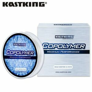 KastKing 275m Durable Monofilament Fishing Line Low Visibility Mono Nylon Line